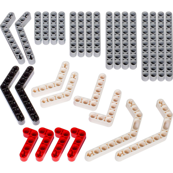 EV3 replacement pack6