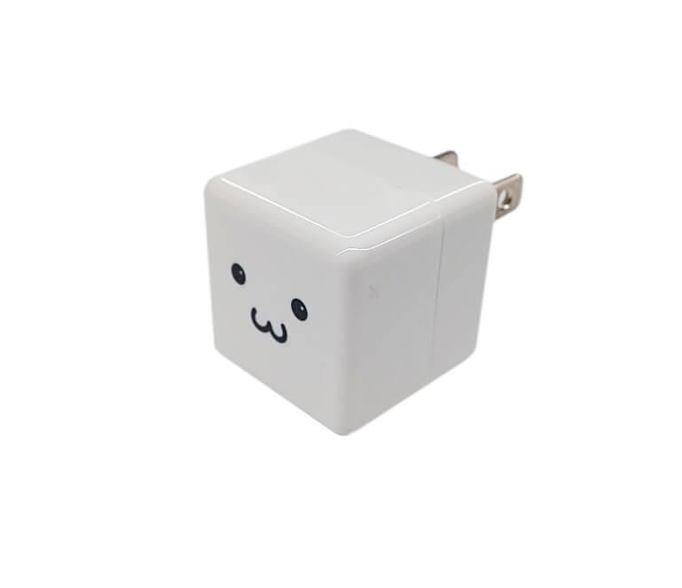 SPIKE用USB充電器アダプター