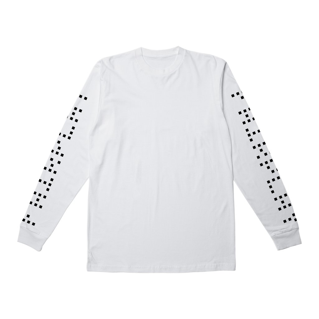 【FAIRPLAY BRAND/フェアプレイブランド】THERMO ロングTシャツ / WHITE