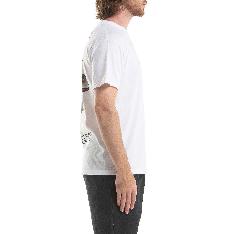 【PUBLISH BRAND/パブリッシュブランド】SACRIFICE Tシャツ / WHITE