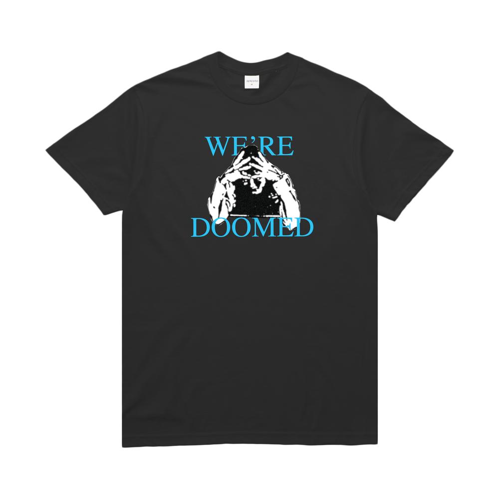 【BROTHER HOOD/ブラザーフッド】DOOMED T-SHIRT Tシャツ / BLACK