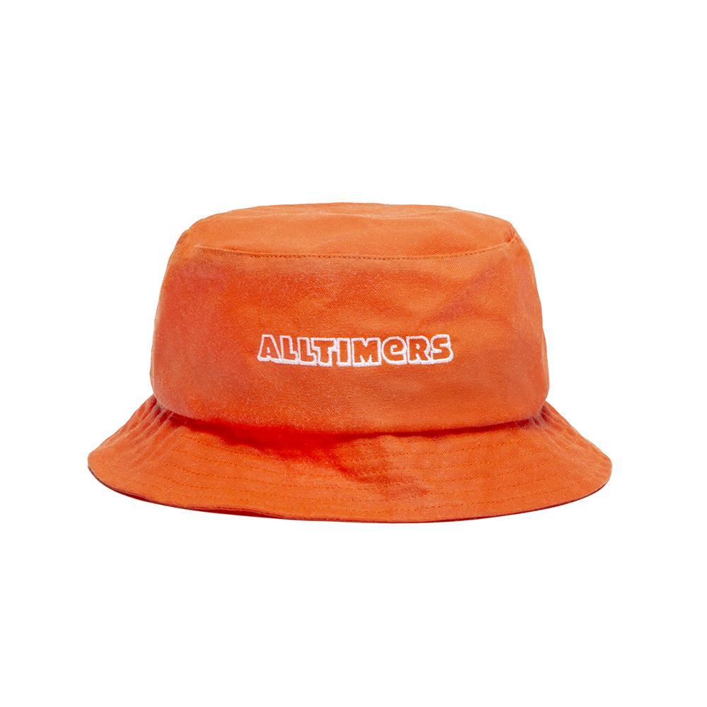 【ALLTIMERS/オールタイマーズ】CHORIZO BUCKET HAT バケットハット / ORG
