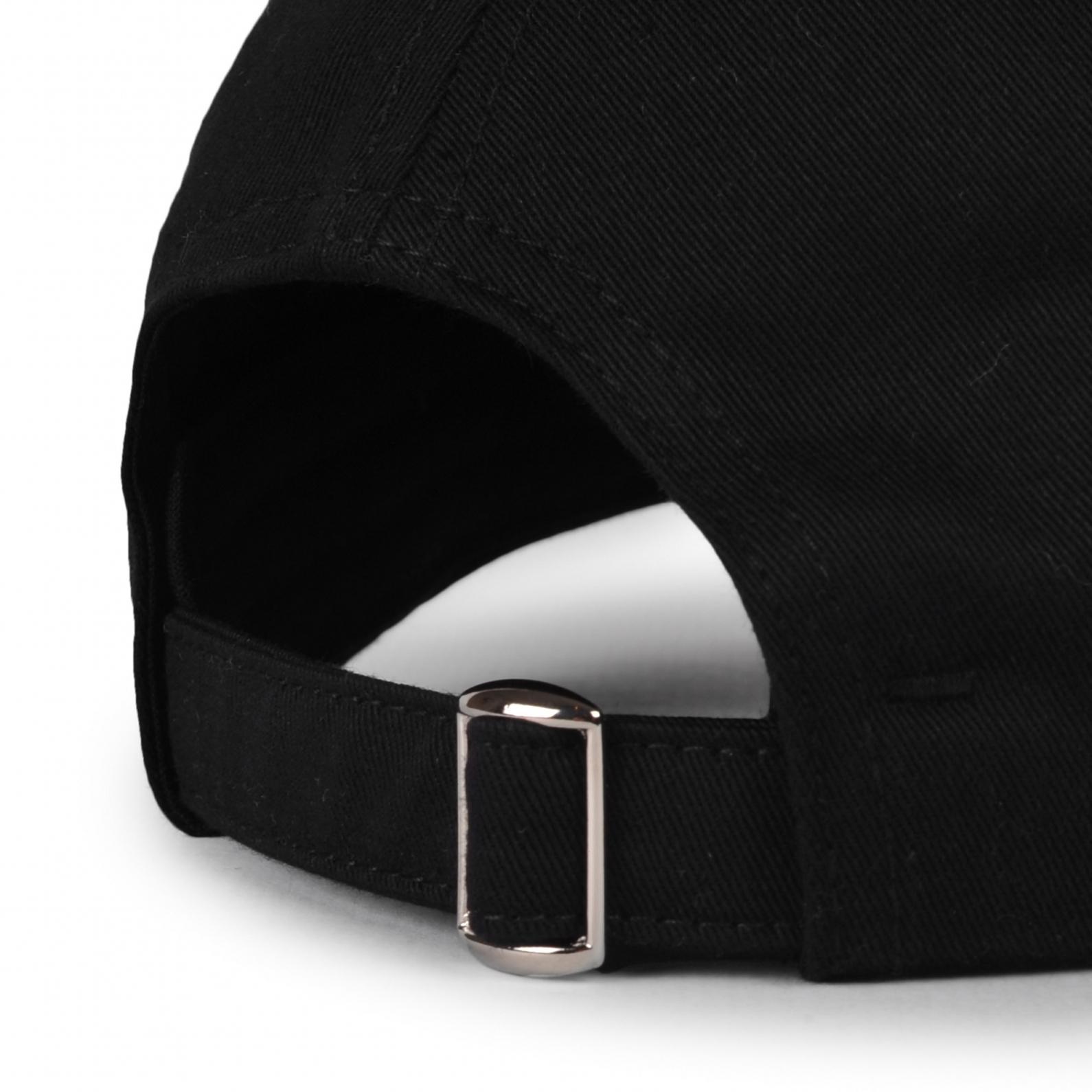 """【RAVE SKATEBOARDS/レイブスケートボード】R LOGO CAP """"FELT"""" ダドキャップ / BLACK"""