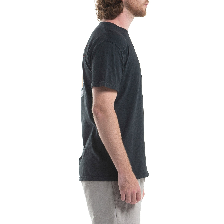 【PUBLISH BRAND/パブリッシュブランド】LIGHTNING Tシャツ / BLACK