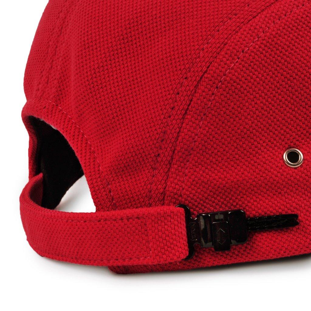 【RAVE SKATEBOARDS/レイブスケートボード】GRAND SLAM CAP キャップ / RED