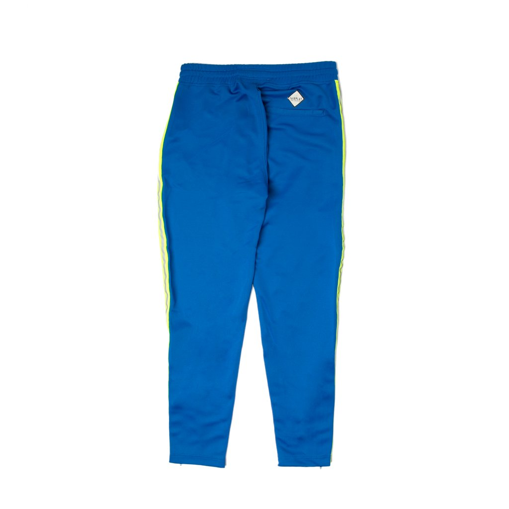 【FAIRPLAY BRAND/フェアプレイブランド】KIRAN TRACK PANT ジョガーパンツ / BLUE
