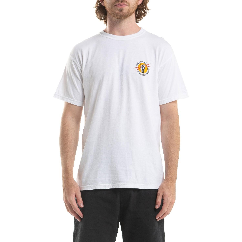 【PUBLISH BRAND/パブリッシュブランド】LIGHTNING Tシャツ / WHITE
