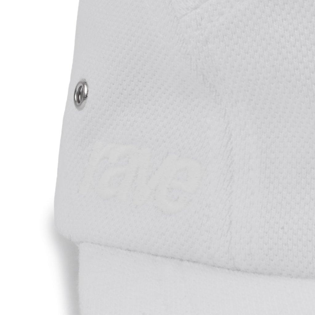 【RAVE SKATEBOARDS/レイブスケートボード】GRAND SLAM CAP キャップ / WHITE
