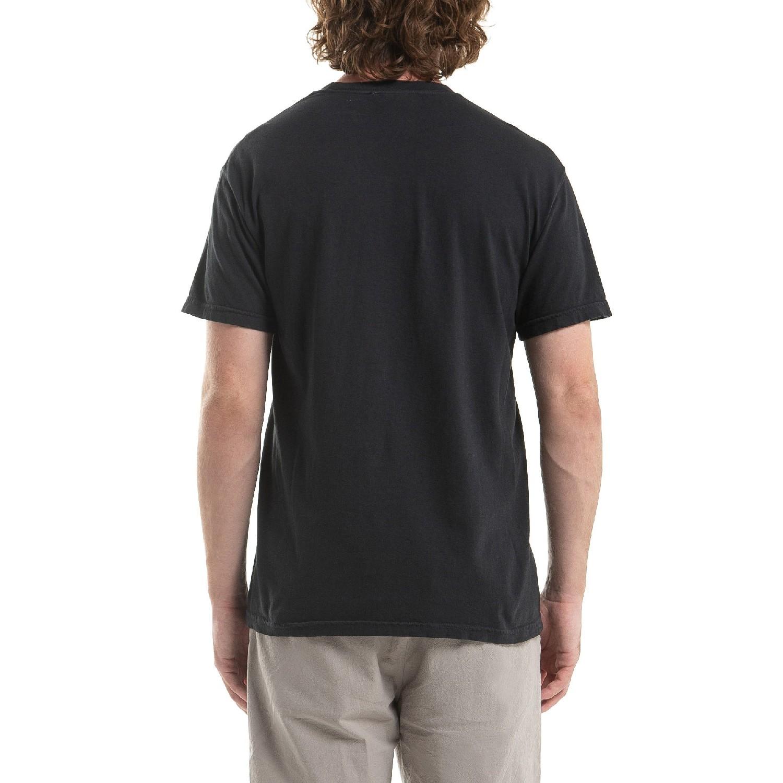 【PUBLISH BRAND/パブリッシュブランド】STACK TEE Tシャツ / BLACK