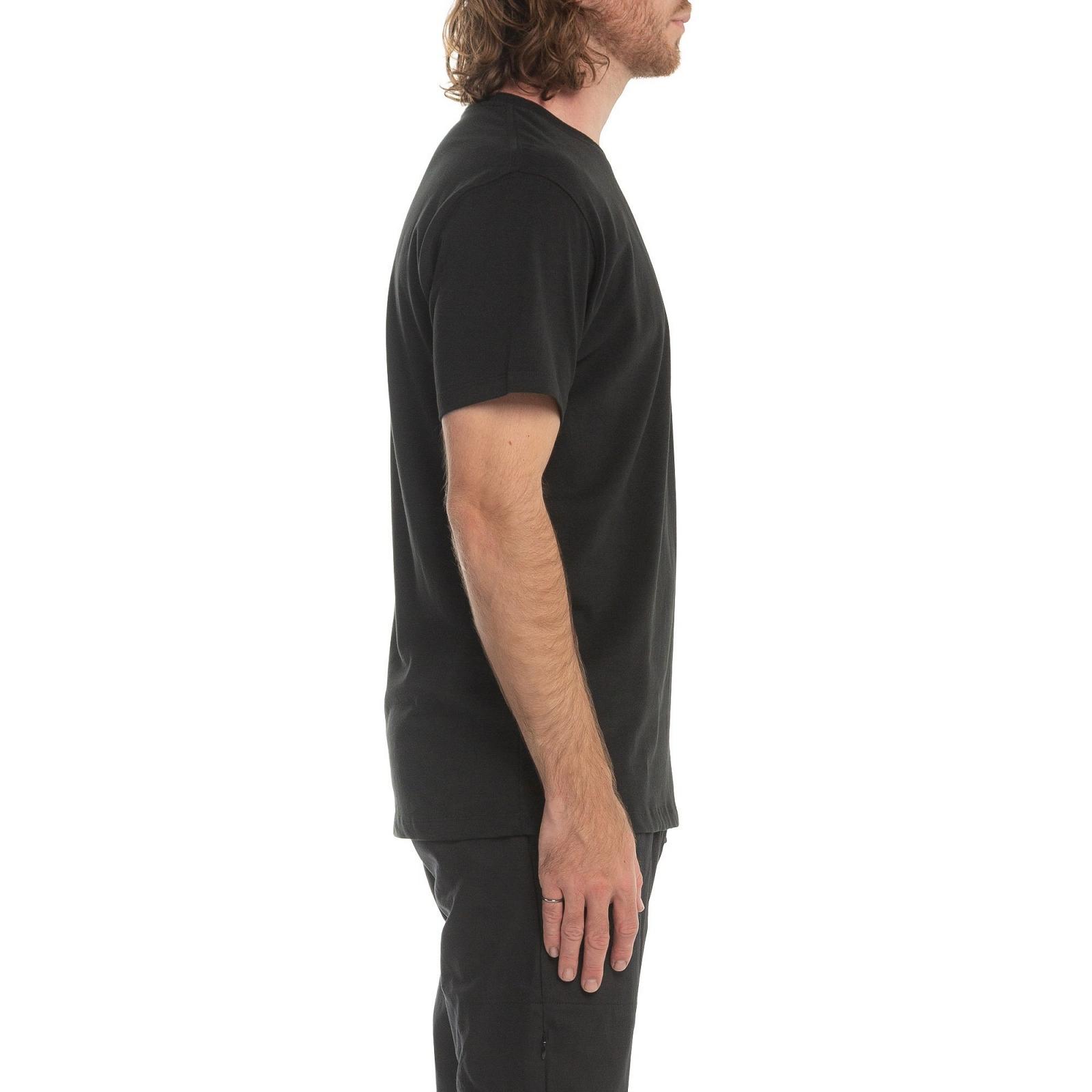 【PUBLISH BRAND/パブリッシュブランド】JEMS カットソーTシャツ / BLACK