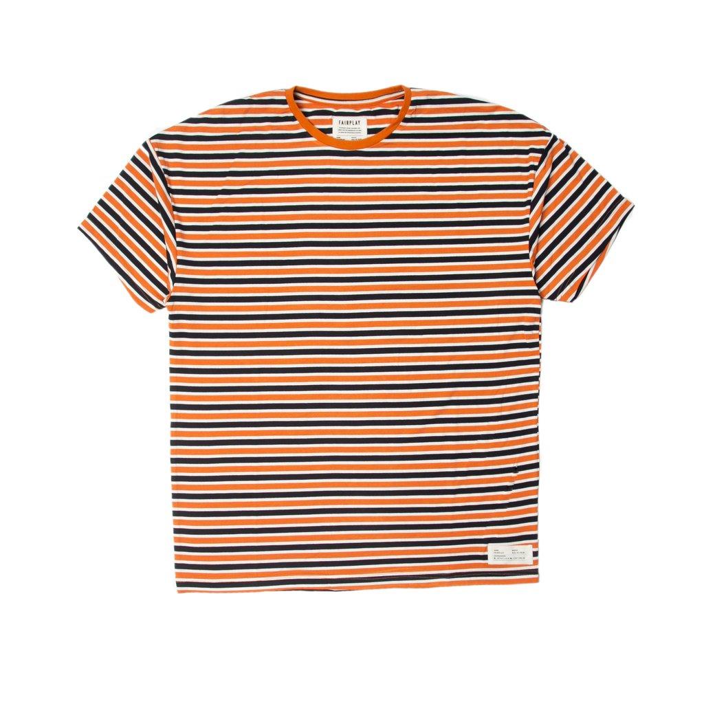 【FAIRPLAY BRAND/フェアプレイブランド】SONNY カットソーTシャツ / ORANGE