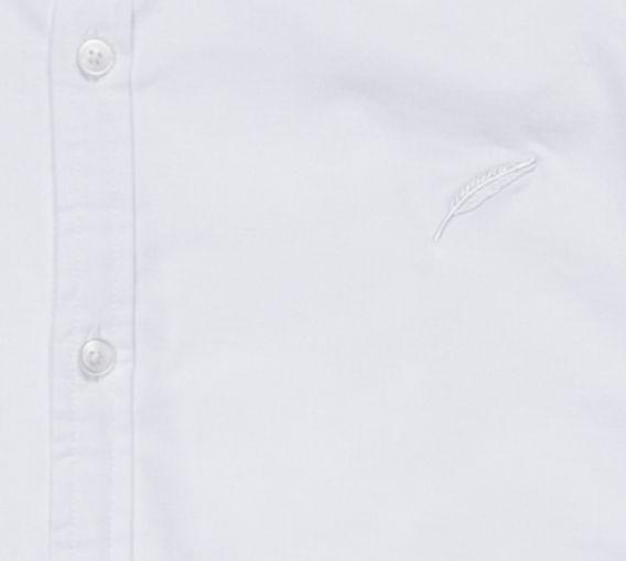 【PUBLISH BRAND/パブリッシュブランド】ADRIAN 長袖シャツ / WHITE