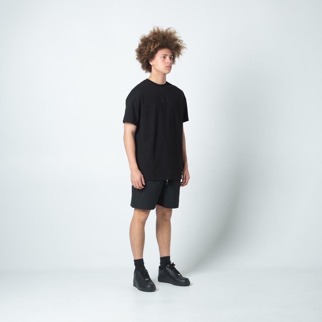 【FAIRPLAY BRAND/フェアプレイブランド】NEON BOARDSHORT ショートパンツ / BLACK