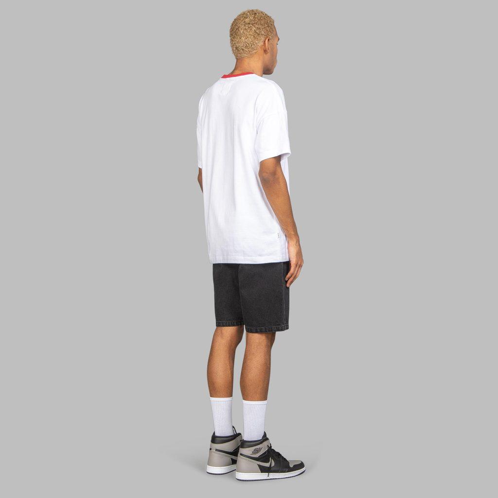 【FAIRPLAY BRAND/フェアプレイブランド】NES カットソーTシャツ / WHITE