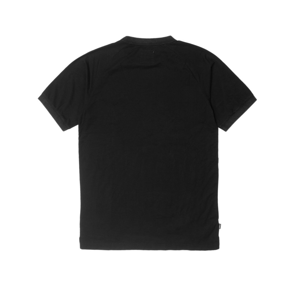 【FAIRPLAY BRAND/フェアプレイブランド】BOOKER カットソーTシャツ / BLACK