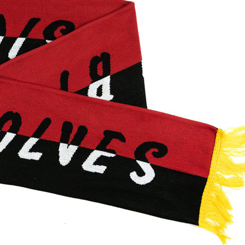 【RAISED BY WOLVES/レイズドバイウルブス】SOME GIRLS SCARF スカーフ / BLACK