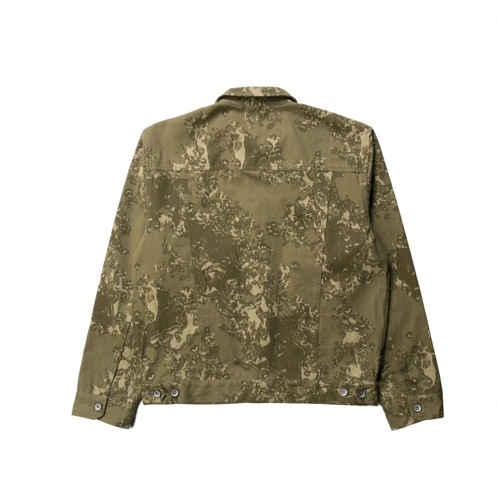 【PUBLISH BRAND/パブリッシュブランド】TOPAS カラーワークジャケット / STONE