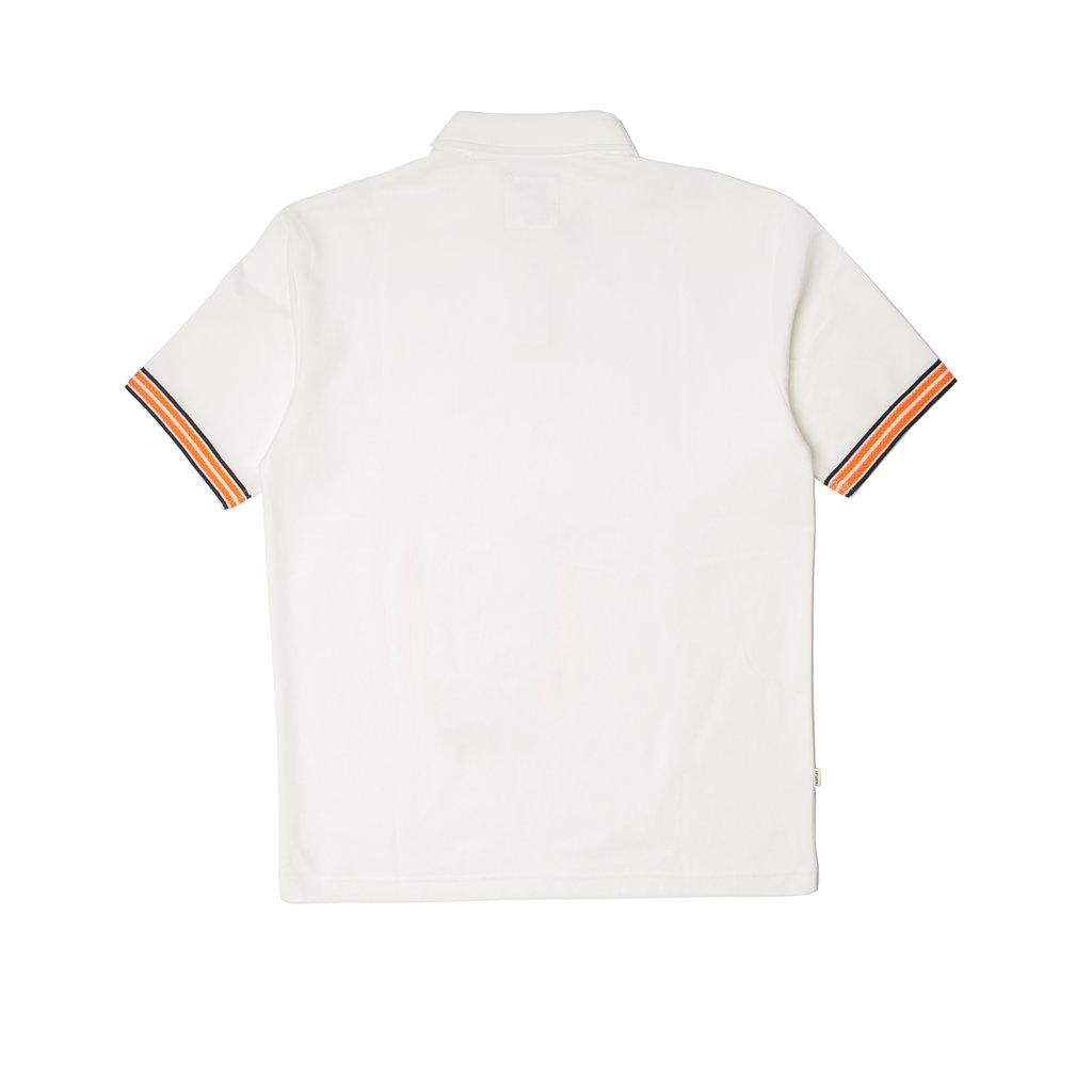 【FAIRPLAY BRAND/フェアプレイブランド】SYLVAN ポロシャツ / WHITE