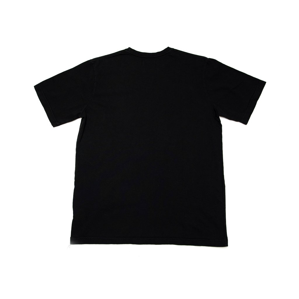 【RAISED BY WOLVES/レイズドバイウルブス】BUTTERFLIES TEE Tシャツ / BLACK