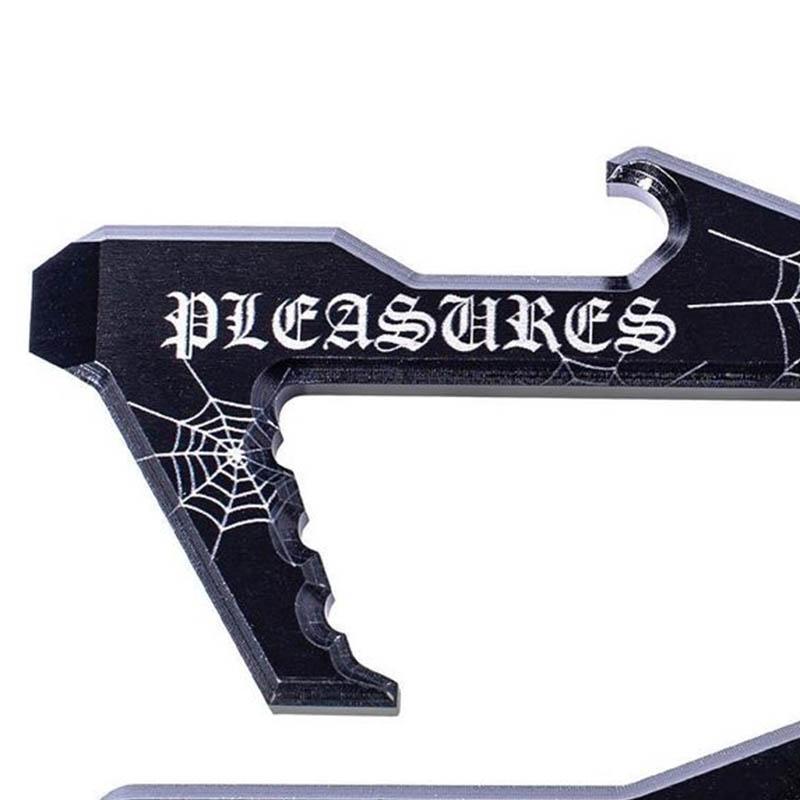 【PLEASURES/プレジャーズ】PLEASURES SAFE TOUCH TOOL セーフタッチツール / BLACK