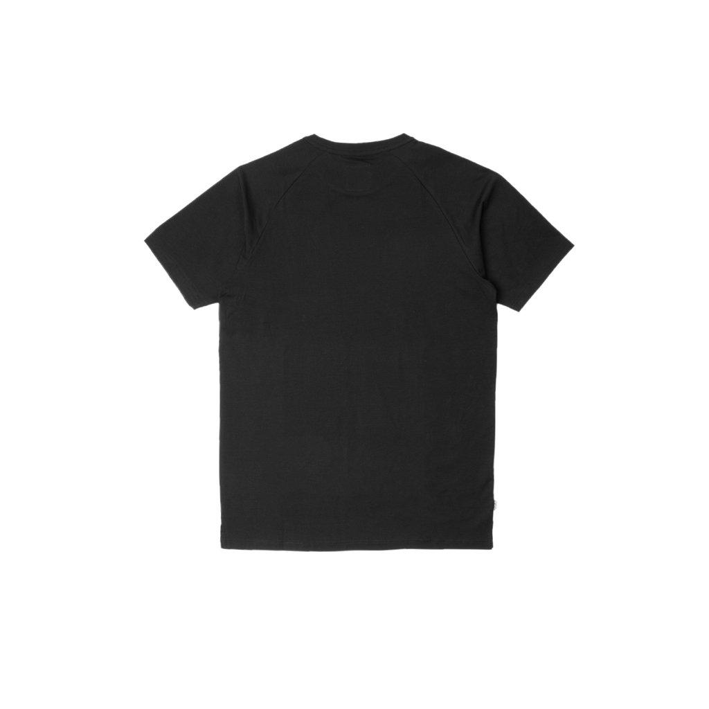 【FAIRPLAY BRAND/フェアプレイブランド】BRAM Tシャツ / BLACK