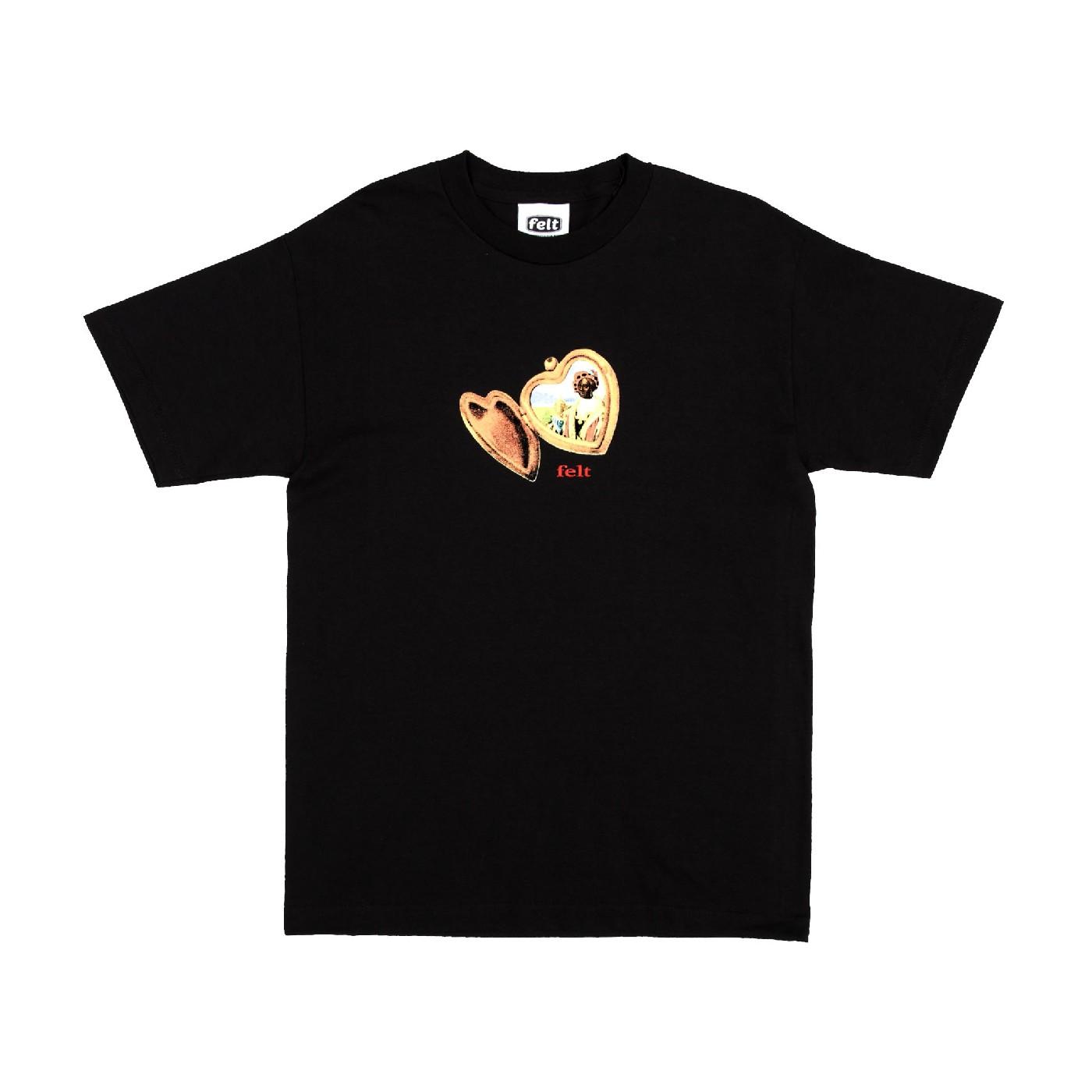 【FELT/フェルト】BLACK MAGUS T-SHIRT Tシャツ / BLK