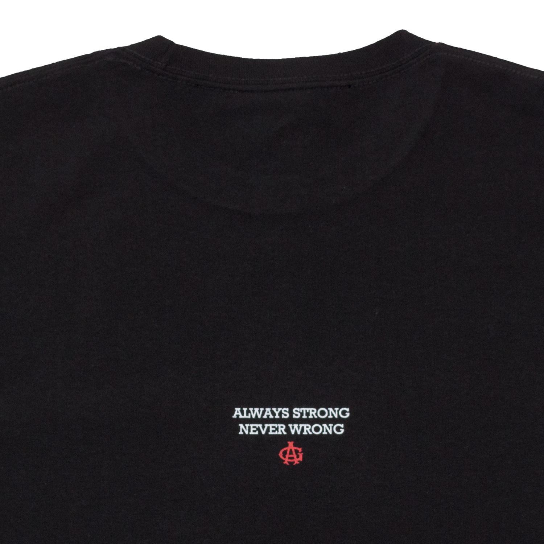 【ACAPULCO GOLD/アカプルコ ゴールド】BOUNCE TEE Tシャツ / BLACK