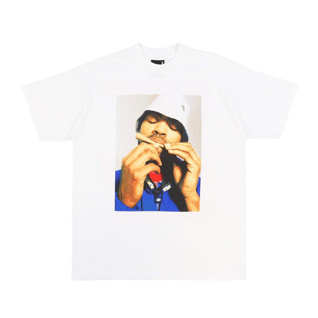 【OFF SAFETY/オフセーフティー】BLUNT WRAP TEE Tシャツ / WHITE