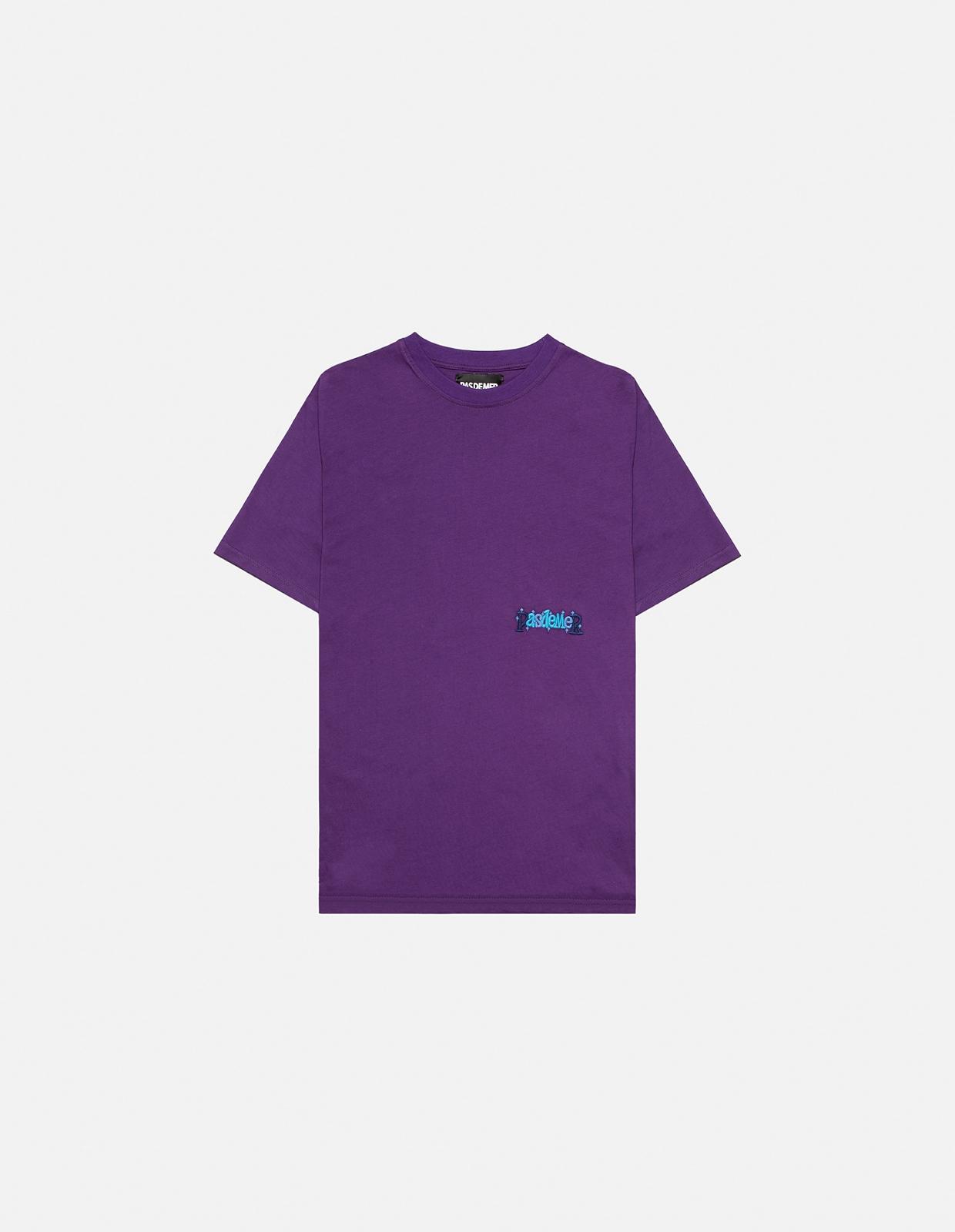 【PAS DE MER/パドゥメ】ICE T-SHIRT Tシャツ / PURPLE