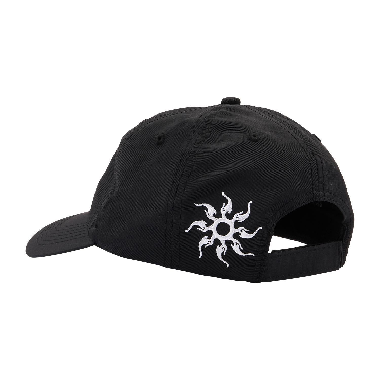 【PLEASURES/プレジャーズ】DESTINY NYLON POLO CAP ポロキャップ / BLACK