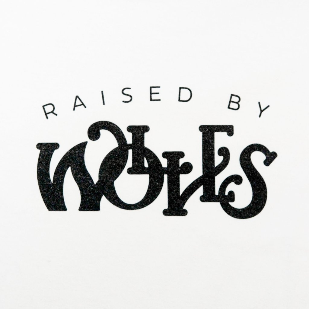 【RAISED BY WOLVES/レイズドバイウルブス】MENTHOL TEE Tシャツ /  WHITE