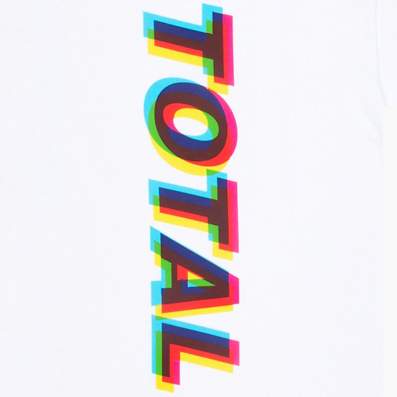 【PLEASURES/プレジャーズ×NEW ORDER/ニュー・オーダー】TOTAL T-SHIRT Tシャツ / WHITE