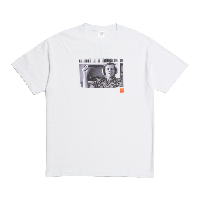 【ACAPULCO GOLD/アカプルコ ゴールド】JOURNEY TEE Tシャツ / WHITE