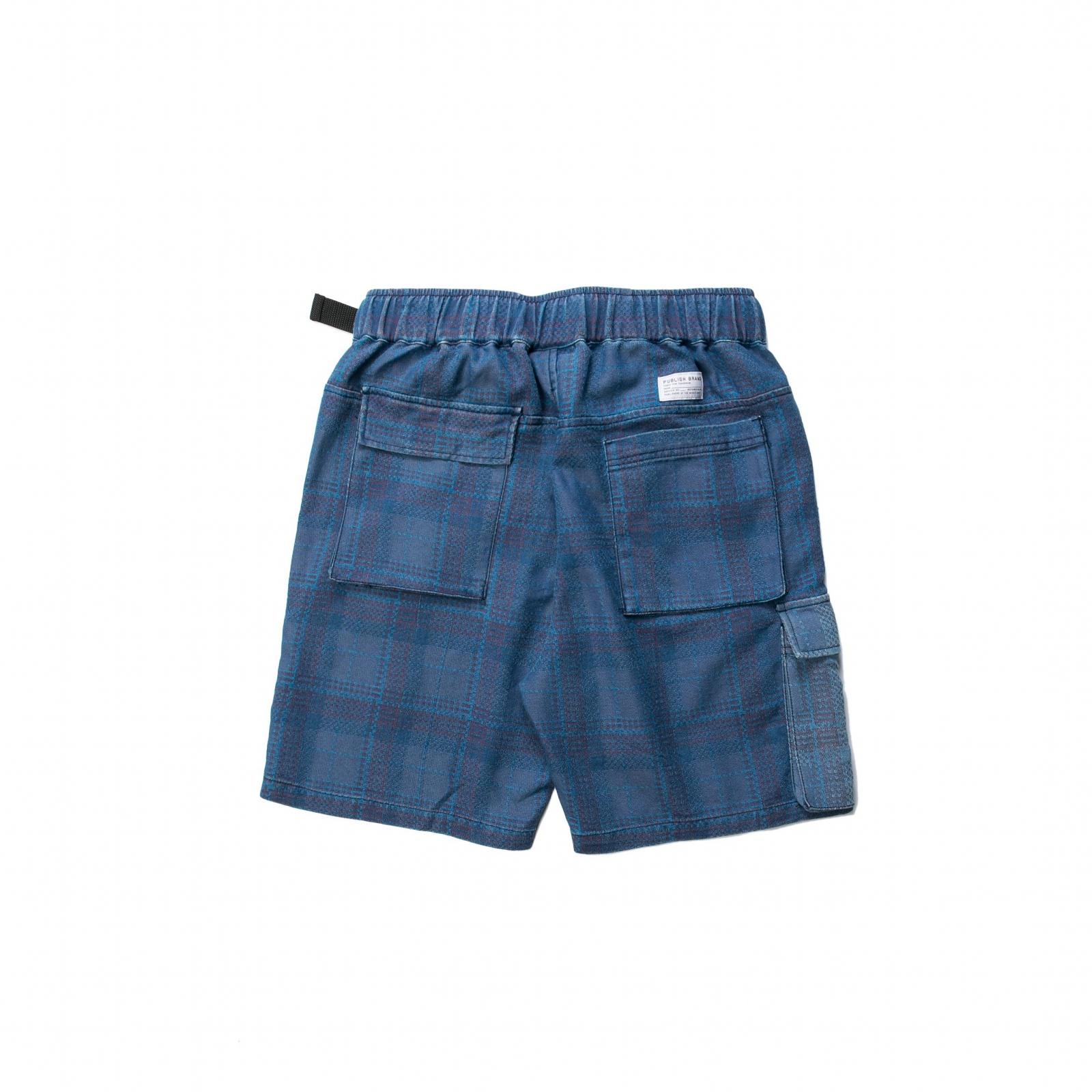 【PUBLISH BRAND/パブリッシュブランド】WESTIN ショートパンツ / BLUE