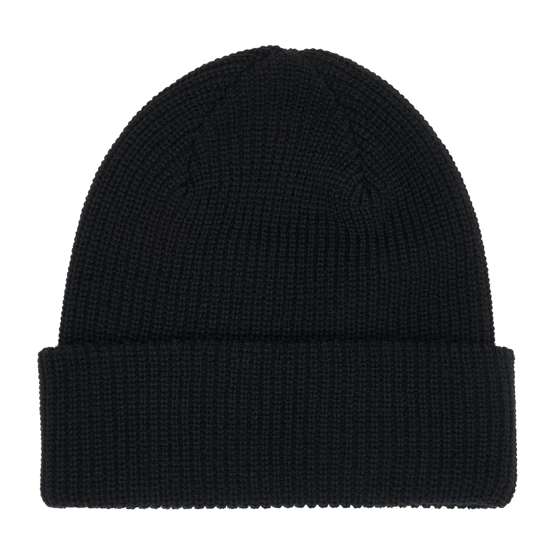 【PLEASURES/プレジャーズ】DRAGON BEANIE ニット帽 / BLACK
