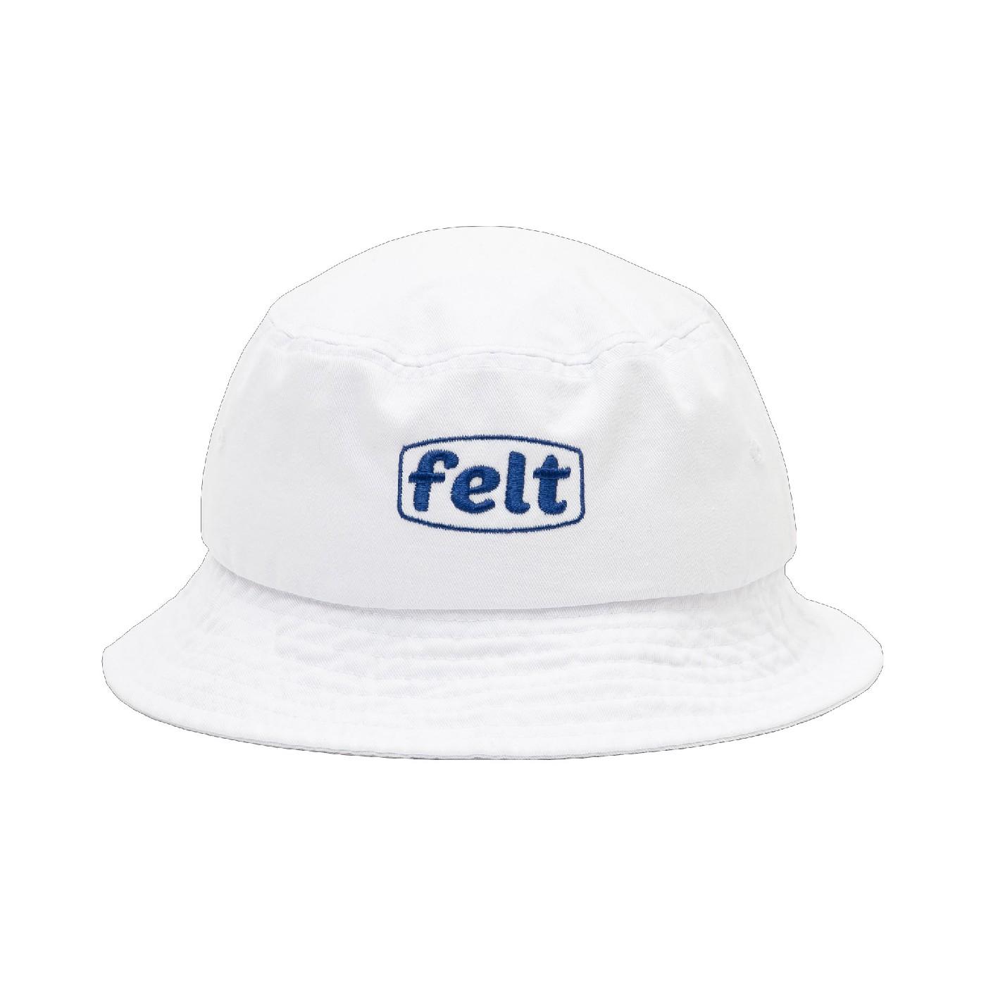 【FELT/フェルト】WORK BUKET HAT バケットハット / WHT