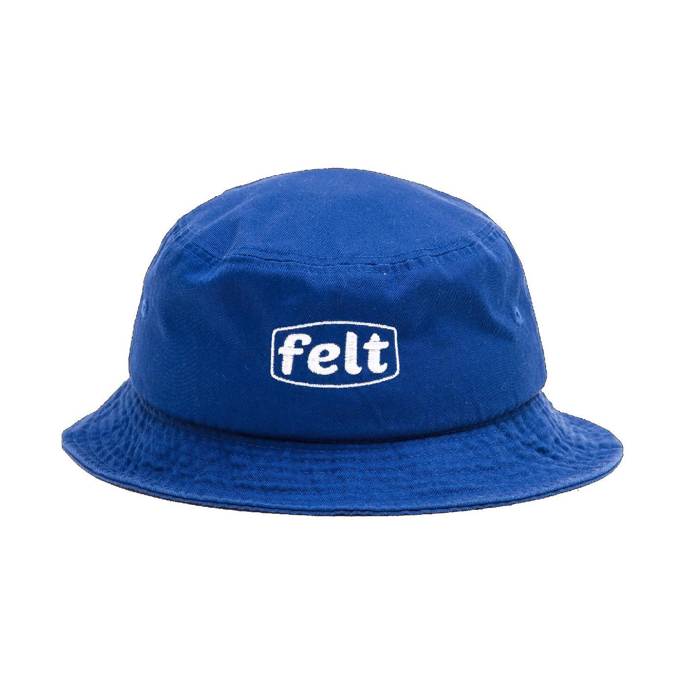 【FELT/フェルト】WORK BUKET HAT バケットハット / BLU