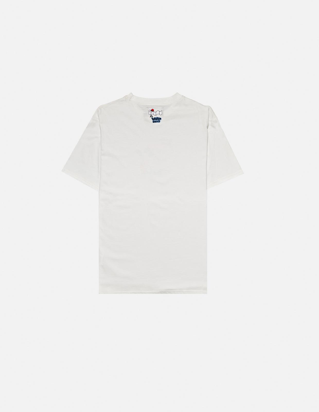 【PAS DE MER/パドゥメ】WINTER SUCKS T-SHIRT Tシャツ / CREAM