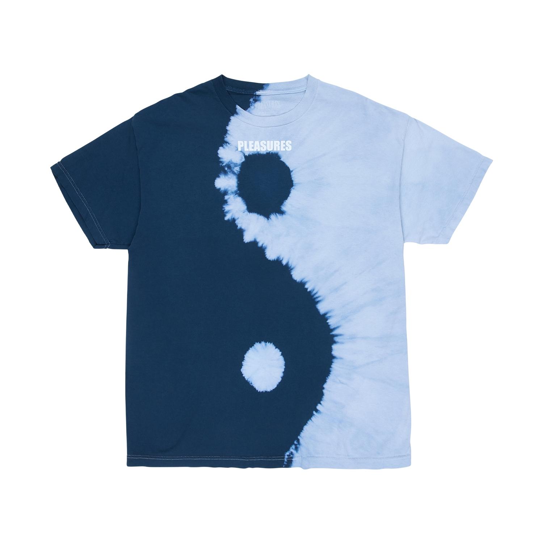 【PLEASURES/プレジャーズ】FORMULA DYED SHIRT Tシャツ / MULTI