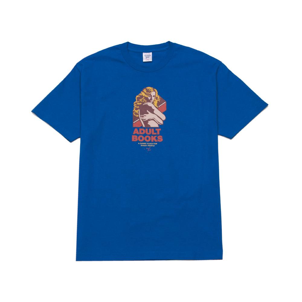 【ACAPULCO GOLD/アカプルコ ゴールド】ADULT ONLY TEE Tシャツ / ROYAL