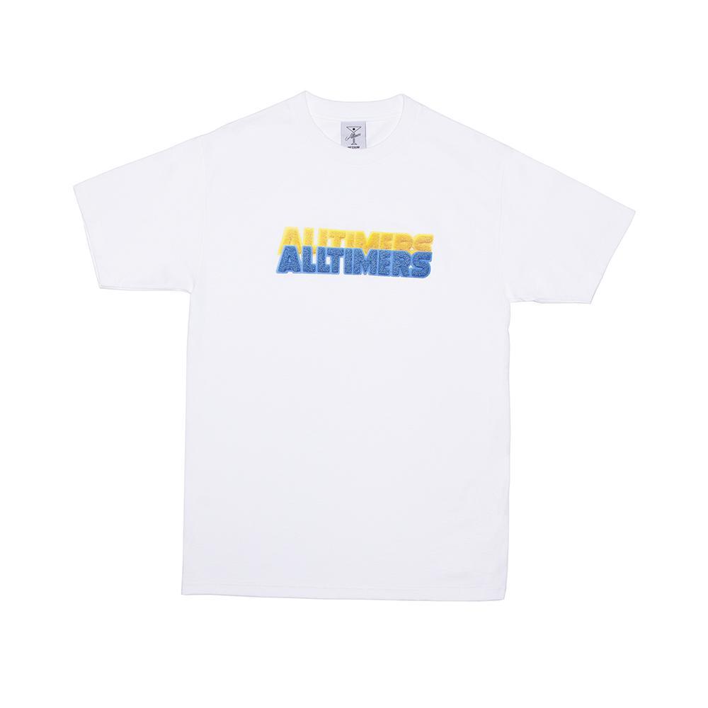 【ALLTIMERS/オールタイマーズ】MUPPET TEE Tシャツ / WHITE