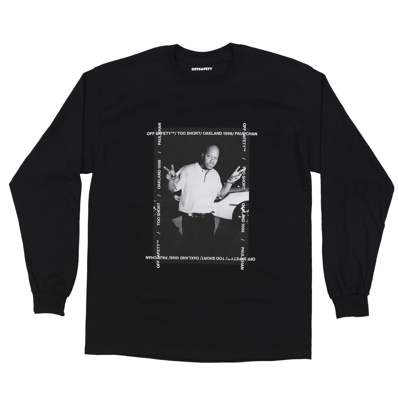 【OFF SAFETY/オフセーフティー】TOO SHIRT LS ロングTシャツ / BLACK