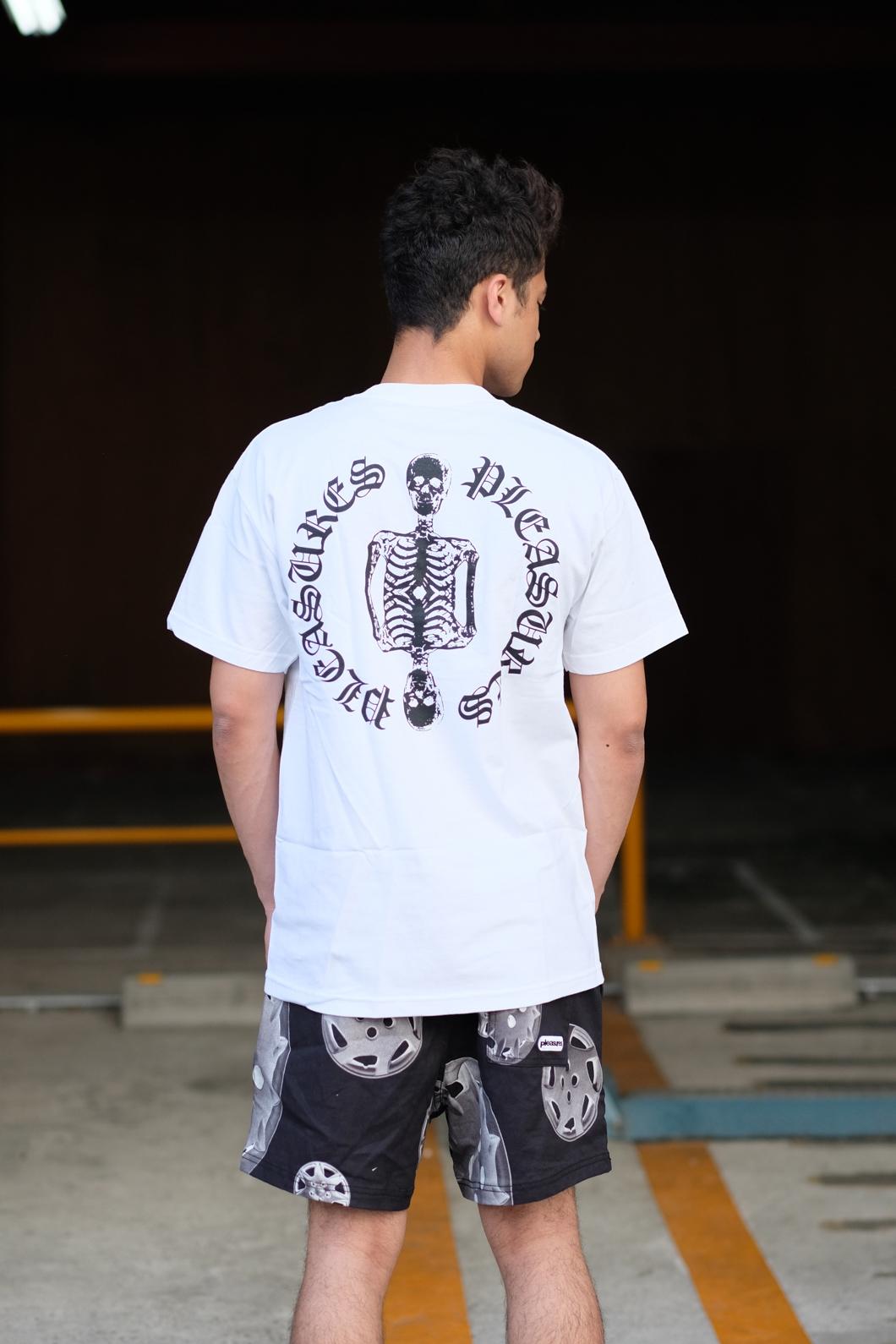 【PLEASURES/プレジャーズ】ROADSIDE TWILL SHORTS ショートパンツ / BLACK