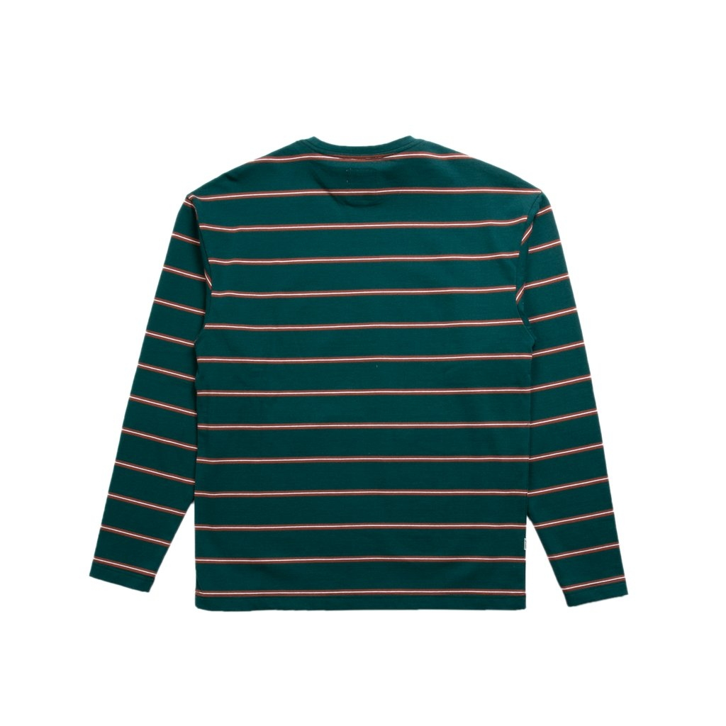 【FAIRPLAY BRAND/フェアプレイブランド】JOVE クルーネックシャツ / TEAL