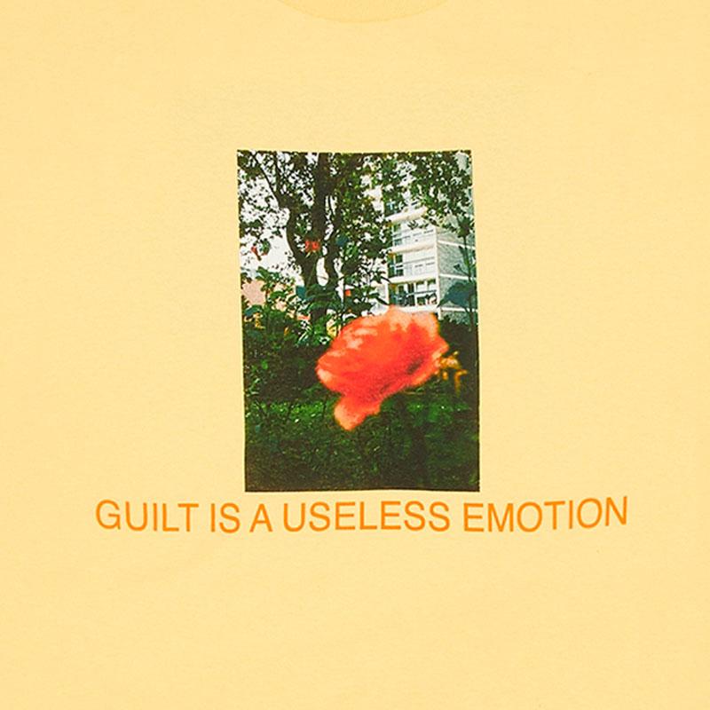 【PLEASURES/プレジャーズ×NEW ORDER/ニュー・オーダー】GUILT T-SHIRT Tシャツ / BANANA