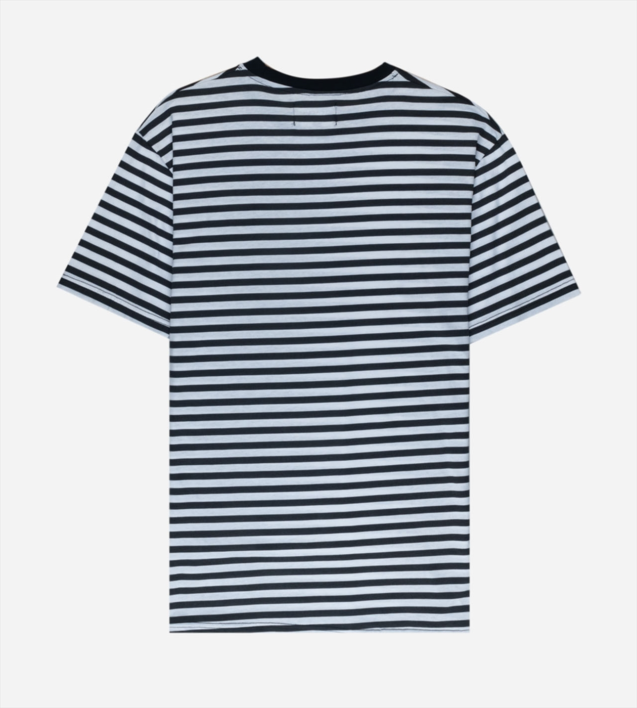 【PAS DE MER/パドゥメ】HOLIDAY T-SHIRT Tシャツ / BLACK/WHITE STRIPES