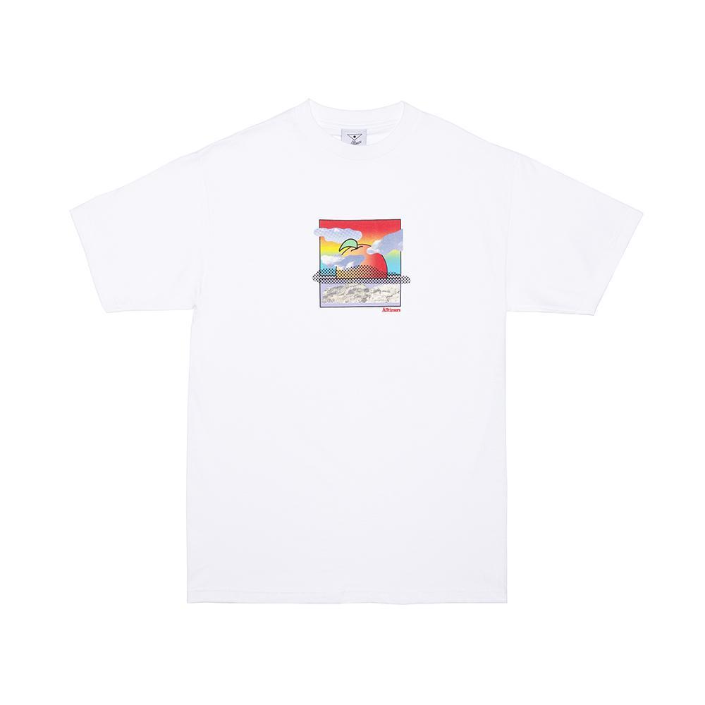 【ALLTIMERS/オールタイマーズ】M DAVIS TEE Tシャツ / WHITE