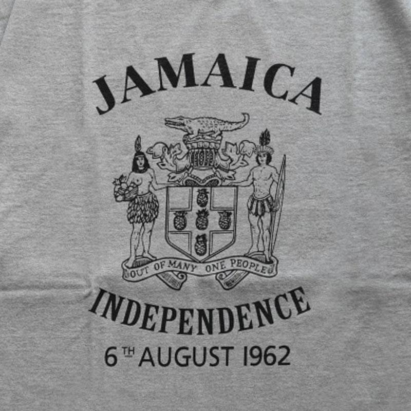 【M.V.P.】MVP JAMAICA T-SHIRTS Tシャツ / OX GRAY
