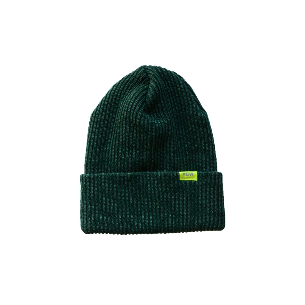 【RAISED BY WOLVES/レイズドバイウルブス】LIGHTWEIGHT WATCH CAP ニット帽 / MALLARD