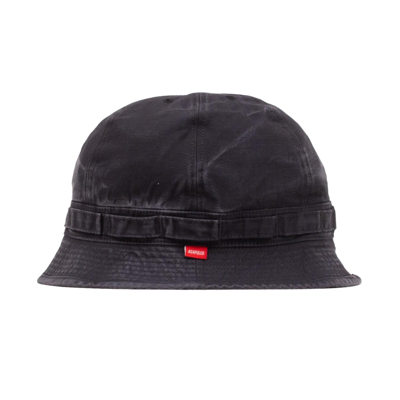 【ACAPULCO GOLD/アカプルコ ゴールド】BUCKET HAT バケットハット / BLACK
